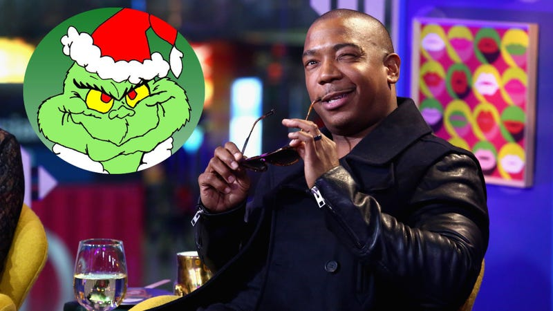 Illustration for article titled Relax, Gather the Kids and Listen to this Audio of Ja Rule Reading How The Grinch Stole Christmas