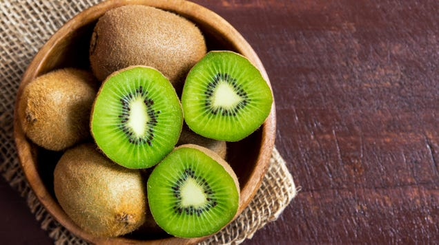 Actually, You Don t Have to Peel Kiwis