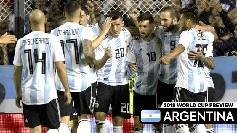 Illustration for article titled Argentina Will Need A Superhero To Win The World Cup, But Luckily They Have One