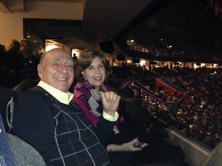 Illustration for article titled Dick Vitale Goes To Billy Joel Concert, Tweets Nearly Every Song Title