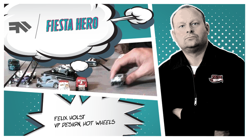 Illustration for article titled Ask Head of Hot Wheels Design Felix Holst Anything You Want [Updated]