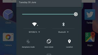 Esta es la forma más rápida para cambiarte de red WiFi en Android