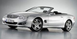 Illustration for article titled Nice Package for the Mercedes-Benz SL-Class
