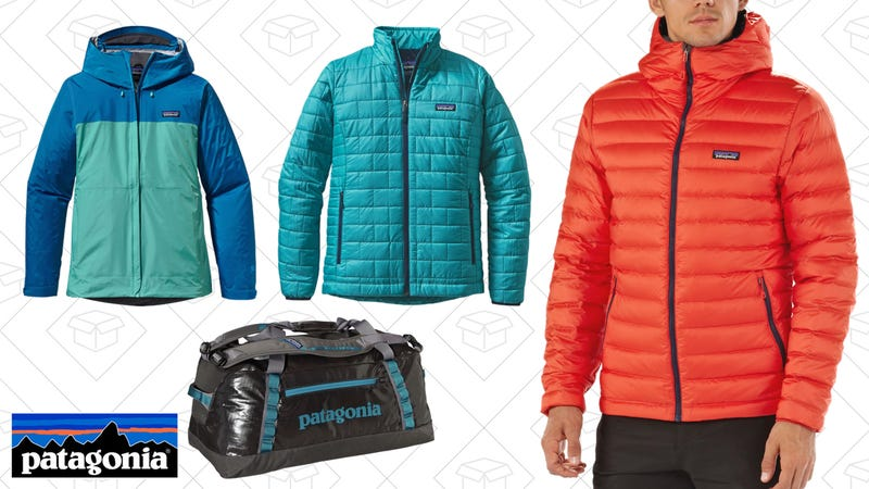 30% off select styles from Patagonia at Backcountry
