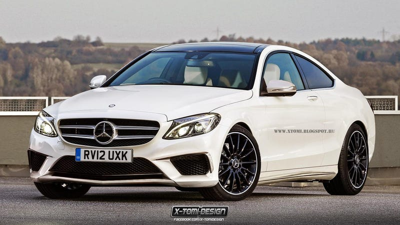 Illustration for article titled Next Gen C63 To Move to 4.0 Turbo V8