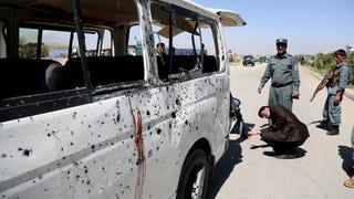 Illustration for article titled Legalább 89 nőt és gyereket ölt meg az afganisztáni robbantás