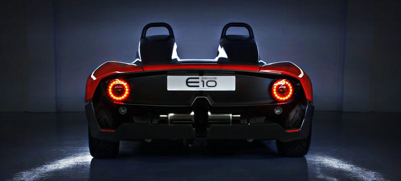 The Zenos E10 Might Be Your New Favorite Track Toy