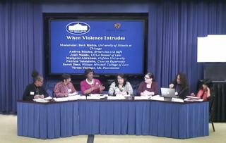 Ongoing forum at the White HouseYouTube via whitehouse.gov