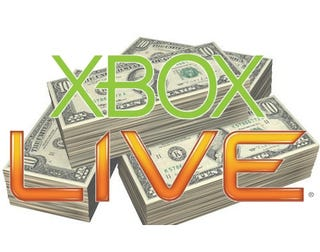 Illustration for article titled Xbox Live Price Increase Coming November 1