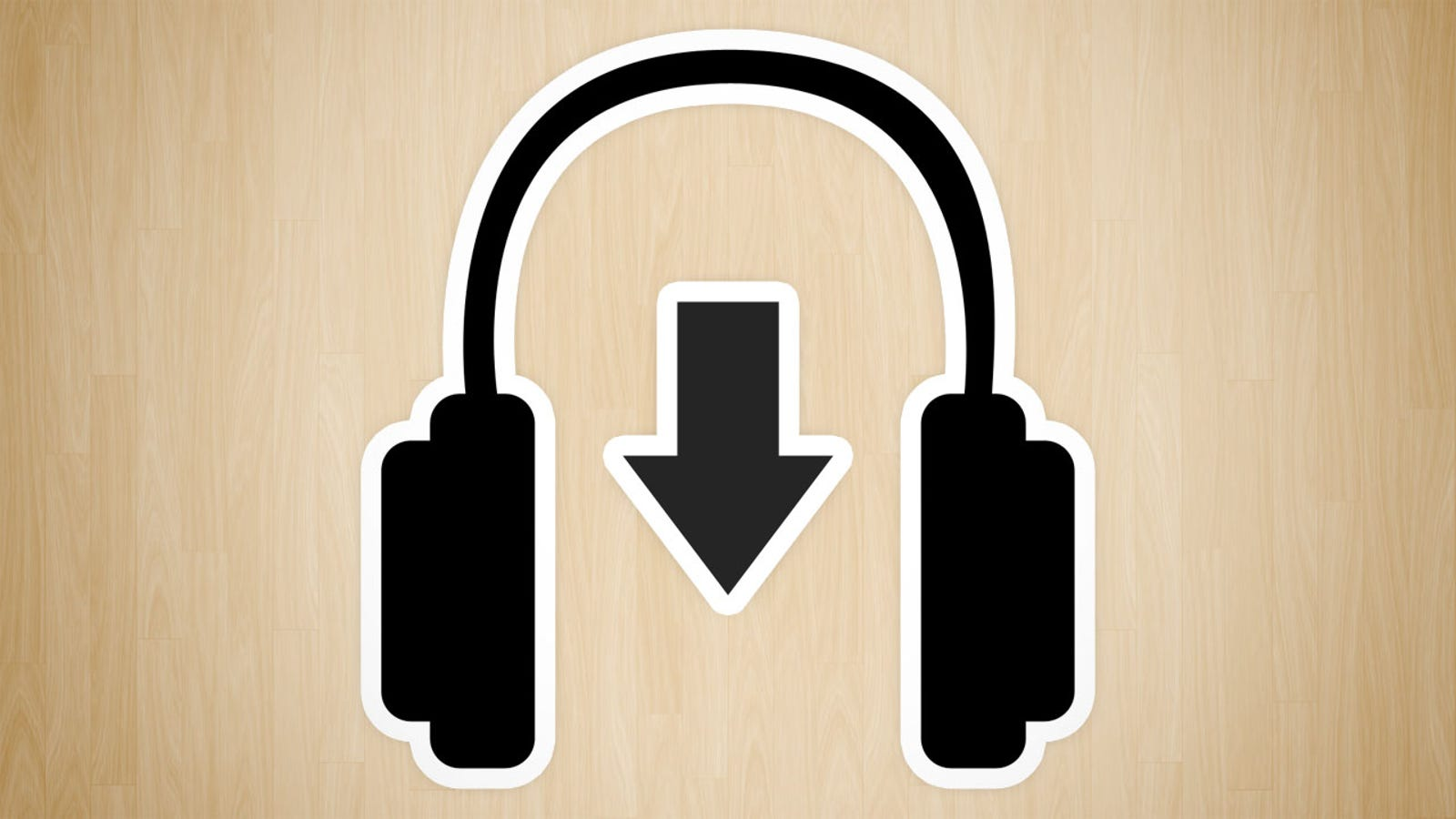 Headphones Automatically Downloads, Processes, and Converts
