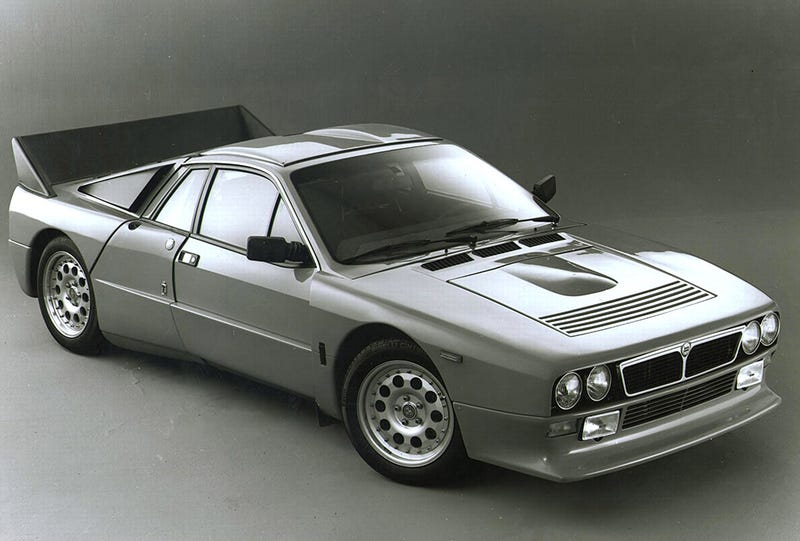 Illustration for article titled I want a Lancia 037 street car