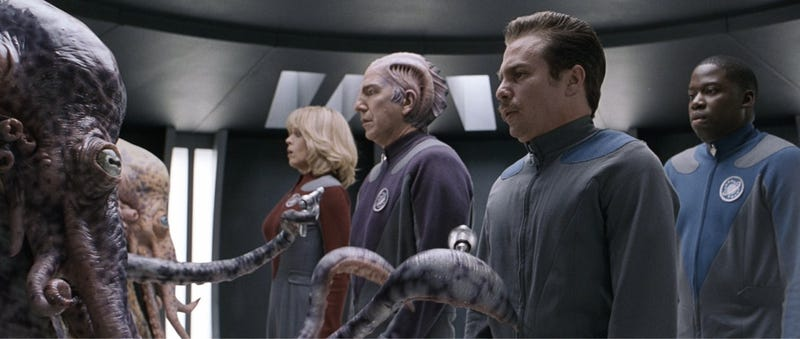 Illustration for article titled There's An Idea For A Galaxy Quest Sequel — Make It So, World!