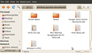 Illustration for article titled Google Doc Mount Puts Your Google Docs in Nautilus for Editing
