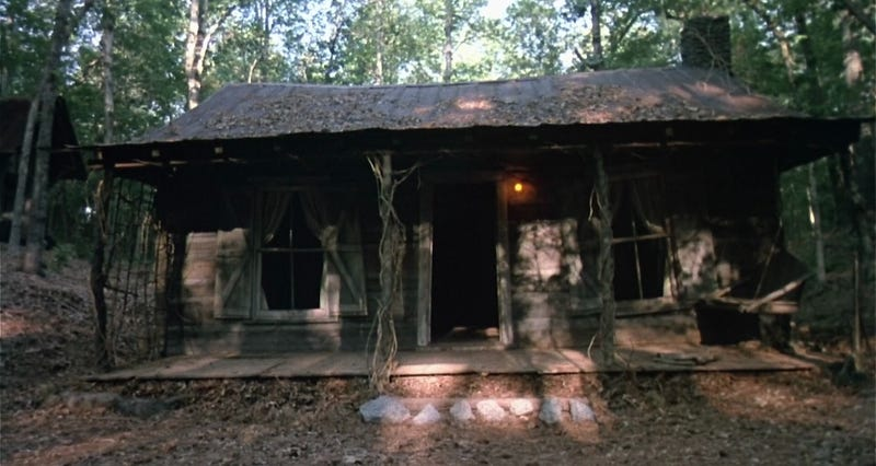 So Youve Decided To Spend A Night In Cabin The Woods You Fool Might As Well Sacrifice Yourself Satan And Save Some Time Effort