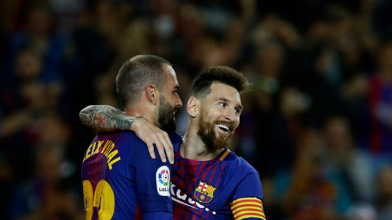 Barcelona Team News: Injuries, suspensions and line-up vs Girona