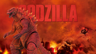Illustration for article titled Japan is getting a Godzilla Blu-Ray complete with a Red Godzilla figure