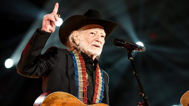 How to Watch Willie Nelson Perform Tonight During  At Home With Farm Aid
