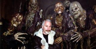 Illustration for article titled Rick Baker, el maestro de los efectos especiales, se retira del cine