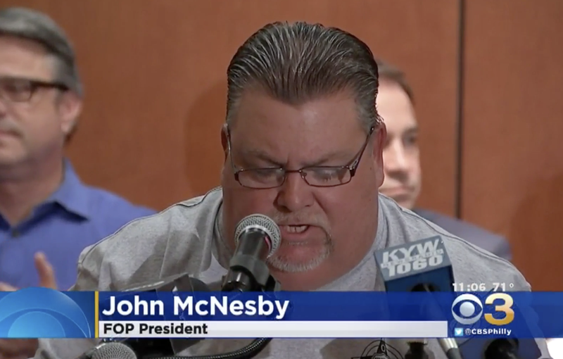 John McNesby (CBS 3 Philly screenshot)