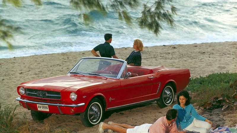 Illustration for article titled Why Is Ford's Mustang Naming Myth Still Being Perpetuated?