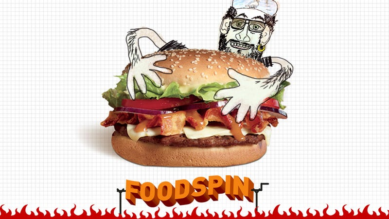 Illustration for article titled How Bold Is The New BBQ Whopper? A DadBoner Taste Test