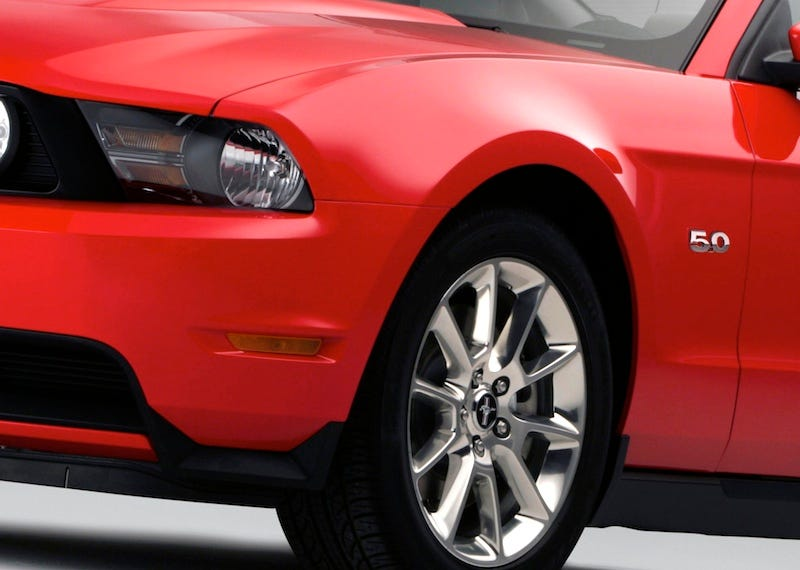 Illustration for article titled The 5.0 Mustang Is Back!