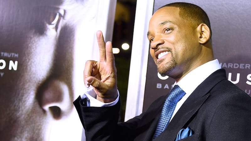 Illustration for article titled Will Smith Might Have to Run for Office, Says Will Smith