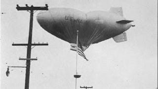 Illustration for article titled Reddit Lays 70-Year-Old Unsolved Blimp Mystery To Rest In One Comment