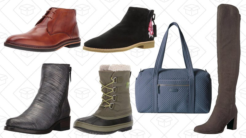 Up to 60% off of Fashion Boots & Handbags