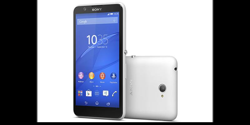 Illustration for article titled Xperia E4: el nuevo móvil barato de Sony promete 2 días de batería