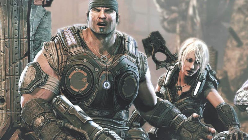 Illustration for article titled Japan Likes Gears of War Just Fine, Thank You