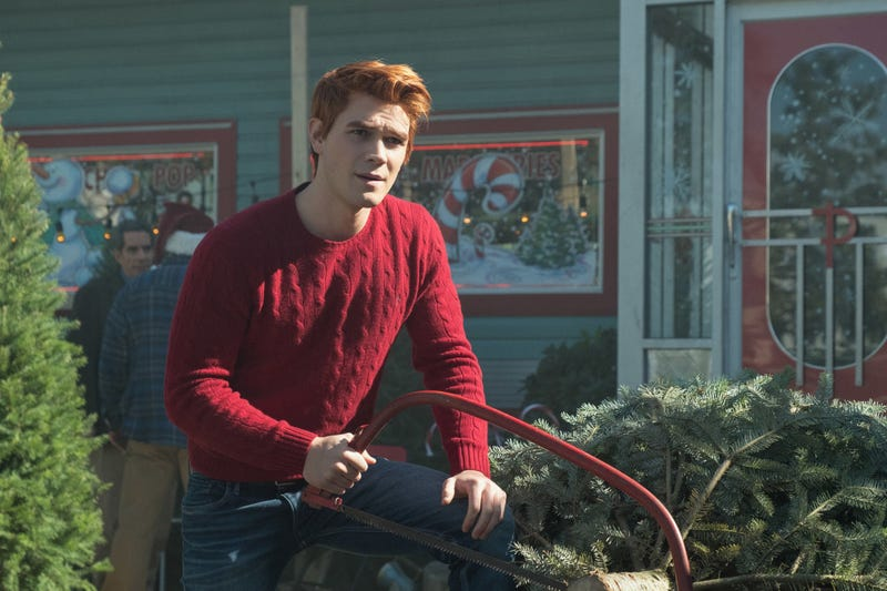 Illustration for article titled In Riverdale, there's no such thing as a Christmas miracle