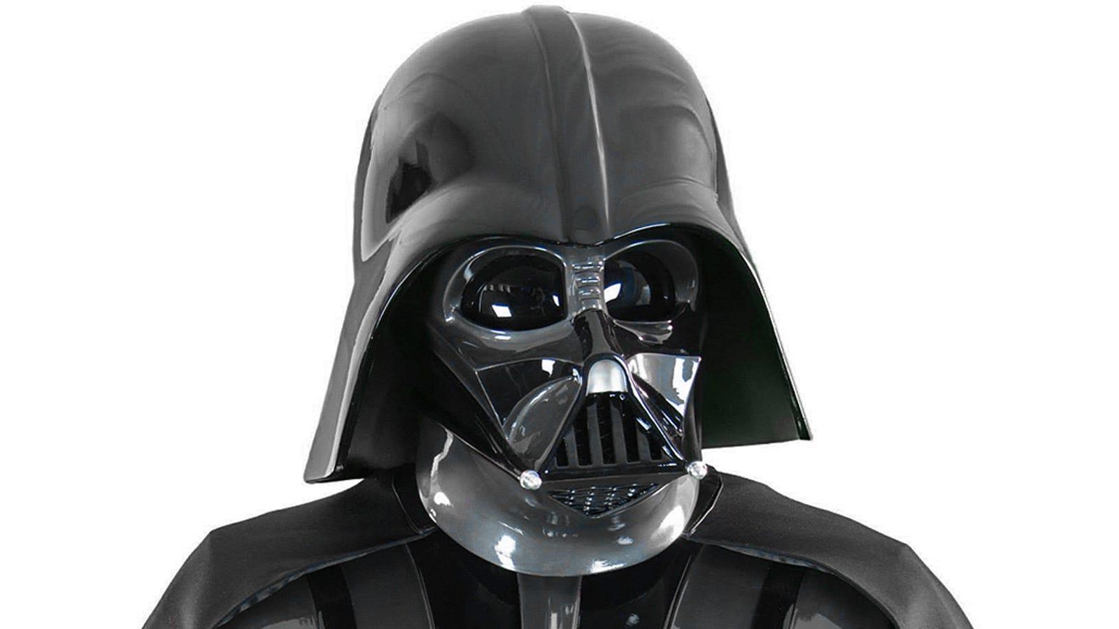 Hasta el ruido de la respiración de Darth Vader es una marca registrada