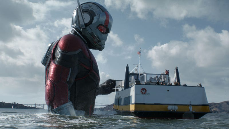 Giant-Man returns in Ant-Man and the Wasp.