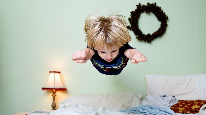 Illustration for article titled Keep Your Daredevil Toddler Safe