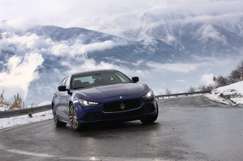 Illustration for article titled What Car Will You Buy Instead Of: Maserati Ghibli S Q4