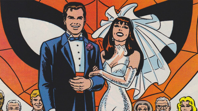 don t expect peter parker and mary jane to get married in marvel s comics anytime soon