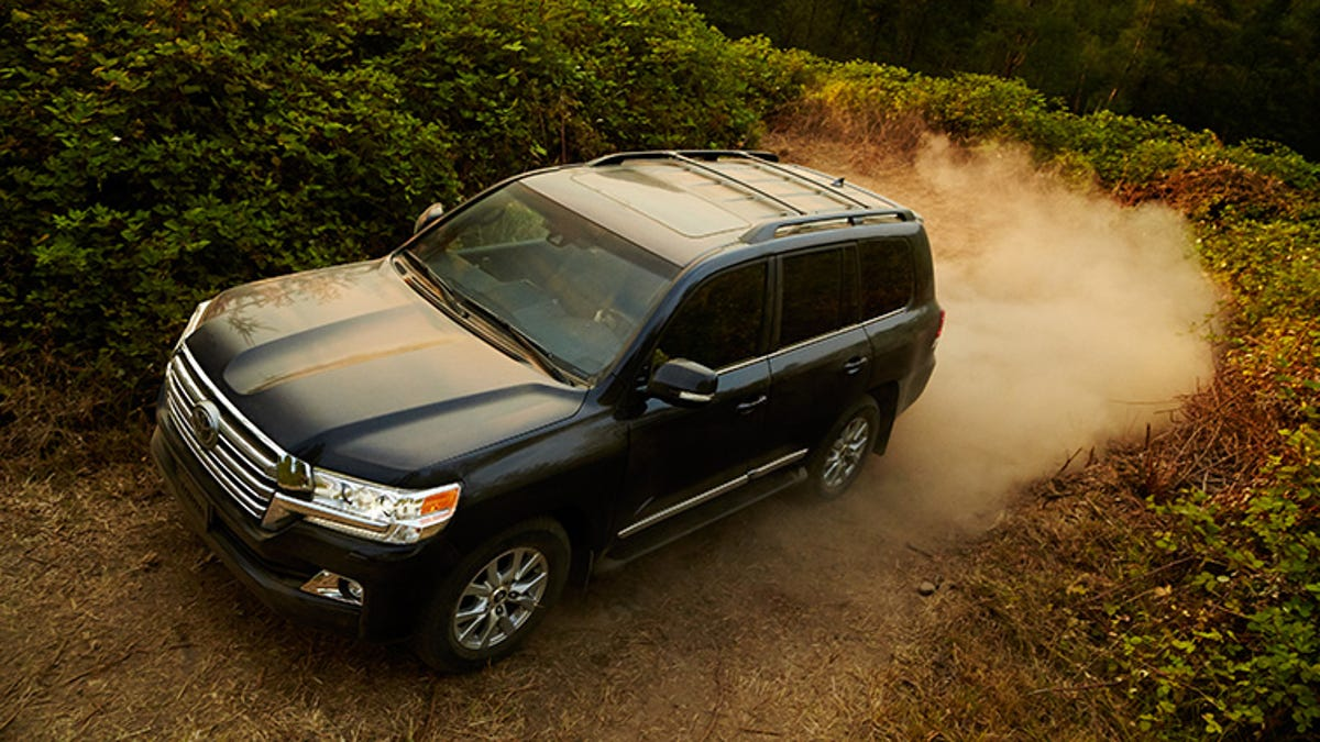 The New Land Cruiser Has Toyotas First 8 Speed And More Off Road Tech Toyota Transfer Case