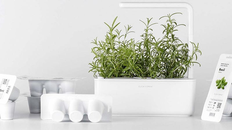 Click & Grow Mini Smart Garden | $75 | Amazon