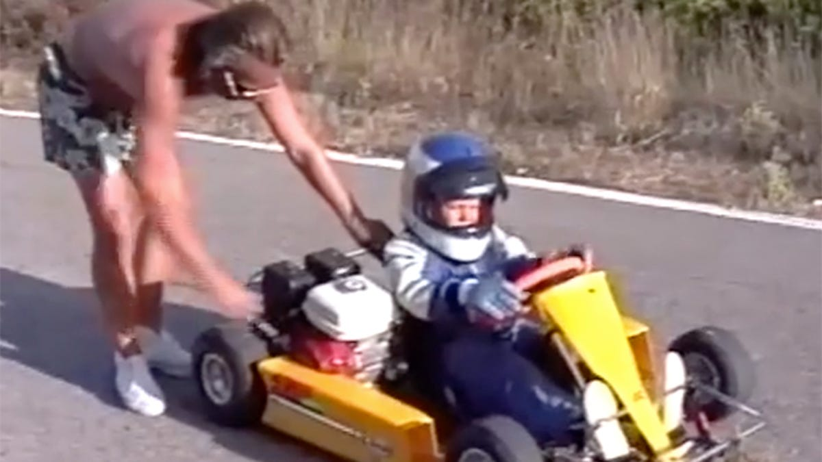 How To Raise Your Kids To Be Racing Champions