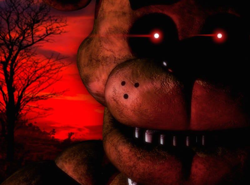 Illustration for article titled Five Nights At Freddy'sIs Getting A Book