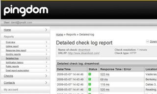 Illustration for article titled Pingdom Uptime-Monitoring Service Now Offering Free Accounts