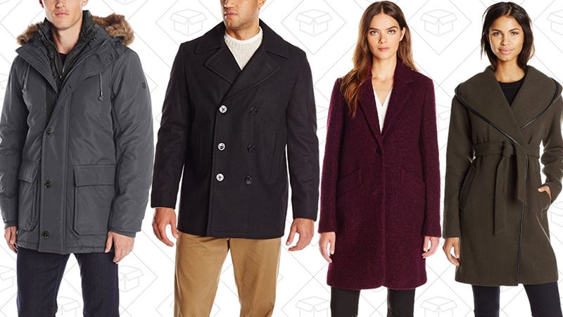 Wool Coat and More Gold Box