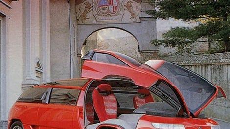 Replace All Cars With Lamborghini Diablo Gts