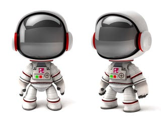 Illustration for article titled Celebrate The LittleBig Planet Launch October 21st Safely Within Your Spacesuit
