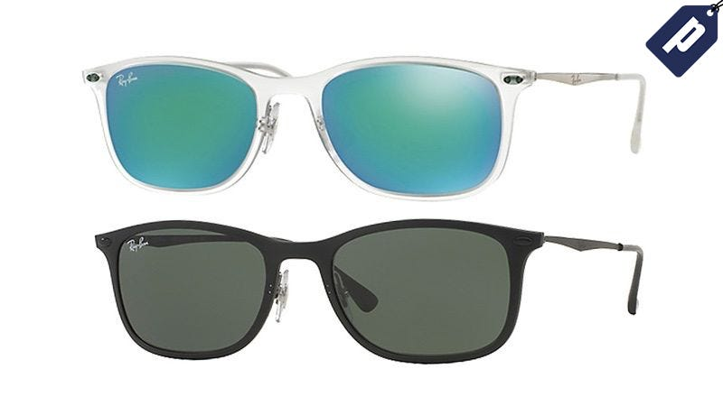 Illustration for article titled Get The New Ray-Ban Wayfarer Sunglasses For 45% Off