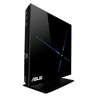 Illustration for article titled Asus Slim Blu-ray Drives Feature a Wicked X