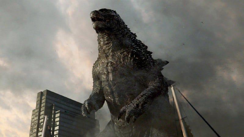 2014's Godzilla
