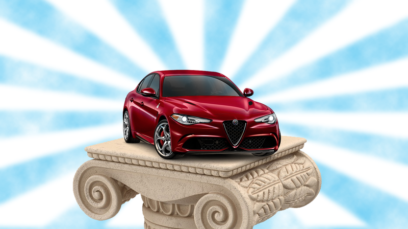 Illustration for article titled Actually, Alfa Romeos Are Extremely Reliable