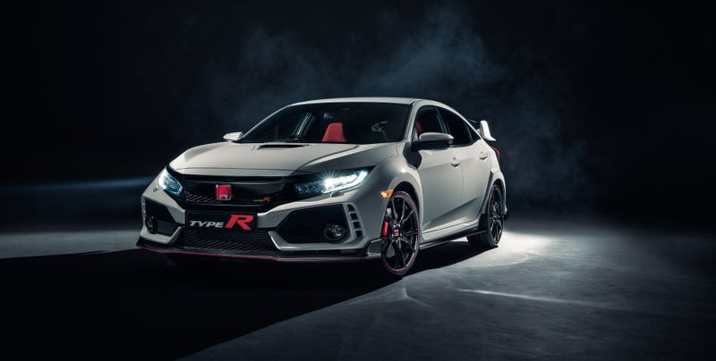 Ilration For Article Led The 2018 Honda Civic Type R Is 306 Hp Of Front